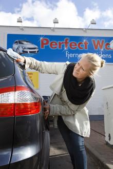 Shell slår et slag for kærligheden… til bilen