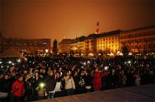 Tyréns släcker ner för Earth Hour