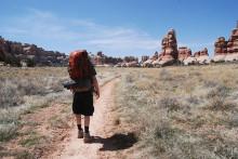 En backpackers guide till att packa en ryggsäck