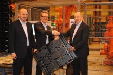 Norska returemballage företaget Rentpack AS köper 300 000 plastpallar av Schoeller Arca Systems AB