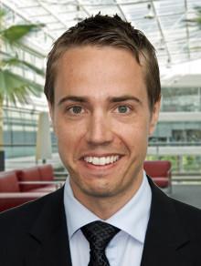Henrik Berghult ny hotelldirektör på Scandic Foresta