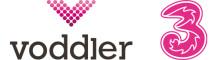 Mobiloperatören 3 och Voddler i unikt samarbete  – Storsatsar på laglig film på nätet