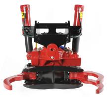Indexator lanserar hjul- och bandstyrning för grävmaskiner