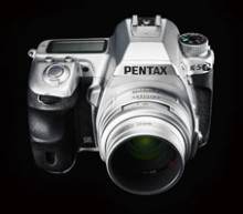 Pentax K-5 Silver, Limited Edition