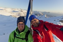 Fredrik Schenholm - äventyr i Lofoten