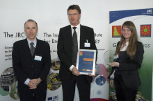 Bengt Dahlgren Vinnare av European GreenBuilding Award Europe - Best Endorser!