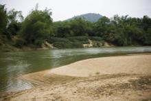 ActionAid på plats i översvämningsdrabbade i Vietnam