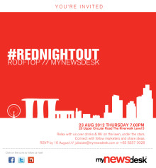 #RedNightOut