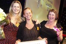 Rydboskolan i Åkersberga vinner Arla Guldko 2012 Bästa Matglädjeskola