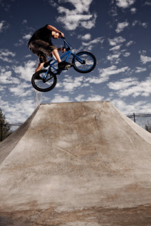 Sportson huvudsponsor till Dusted Park den 2 juni 2012