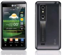 LG Optimus 3D nu hos 3 – Världens första smartphone med 3D