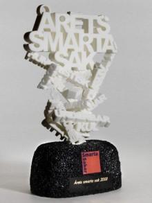Prisutdelning Årets Smarta Sak