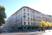 Dombron köper fastigheten Lagern 6 i Stockholm och flyttar sitt huvudkontor dit