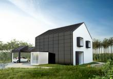 A-hus, Vattenfall och Volvo Personvagnar i unikt projekt:  Testfamilj ska leva klimatsmart med bibehållen livskvalitet