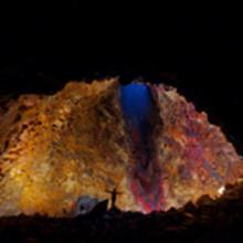 CNN rekommenderar utflykter till vulkanen Þríhnúkagígur på Island