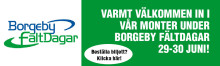 Borgeby FältDagar 29-30 juni 2011!
