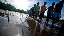 """POLARN O. PYRET OCH PLAN SVERIGE INLEDER SAMARBETE – Startar insamling för projektet """"Barn & Klimat"""""""