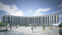 Nu påbörjas rekryteringen till nya storhotellet Radisson Blu i Uppsala