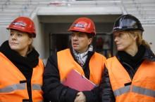 UEFA besökte Swedbank Arena