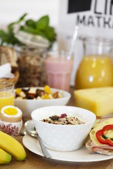 Linas Matkasse lanserar en Frukost & mellanmålskasse