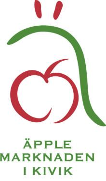 Till helgen är det dags för Äpplemarknaden!