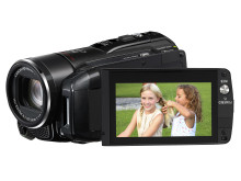 Canon introducerar LEGRIA HF M-serien - Full HD-videokameror med pekkontroller