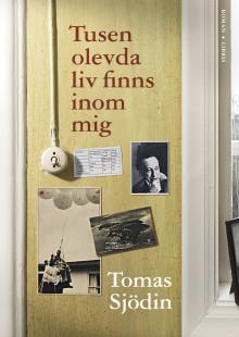 Tomas Sjödin romandebuterar och åker på tolvstadsturné