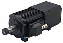 Robust Spindelmotor 2-polig asynkronmotor