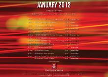 Eventkalender Januari - Clarion Hotel Stockholm