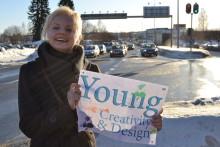 Europeisk kreativitet och design förenas i Skellefteå