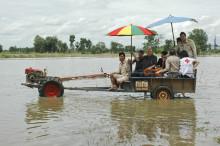 Stora hälsorisker i samband med översvämningar