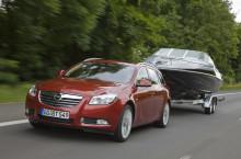 Opel Insignia nu i ännu fler versioner: Minskade CO2-utsläpp med effektivare dieslar och E85 samt 4x4 med diesel
