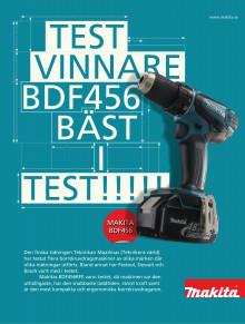 BDF456 är bäst i test!
