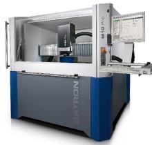 Lönsamhet redan vid första frästa detaljen - Kom och upplev HSC-fräsmaskinen DATRON M10 Pro på Öppet Hus hos Solectro AB 14:e - 15:e Juni