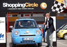 Rallystart för elbilsfamiljerna