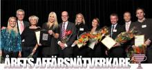 Socialt entreprenörskap i fokus vid Årets Affärsnätverkare 2011