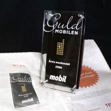 Mobilgalan, mobilbranschens Oscarsgala