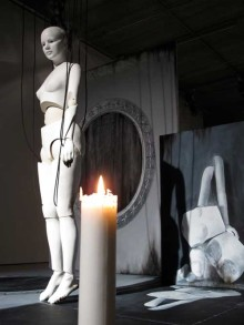 Scenväxlingar - en utställning i flera akter