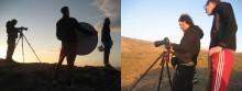 Fry-regissören Tobias Lindén: Ny trend att filma med digitala systemkameror