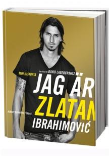 Zlatans bok säljs i alla Stadiums butiker