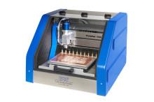 Mönsterkortsfräs LPKF ProtoMat S100 för framställning av mönsterkortsprototyper och småserier - speciellt anpassad för RF- och microvågsteknik.