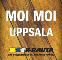 Invigning av K-rauta Uppsala