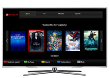 Viaplay i Samsungs smarta tv-apparater