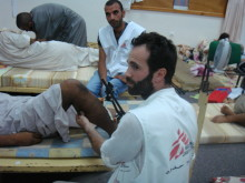 Fångar torteras och nekas vård i Libyen