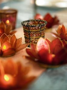 Sprid ljus i höstmörkret med en indisk fest