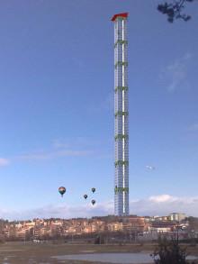 Sigtuna får världens högsta byggnad, Sigtuna First Tower