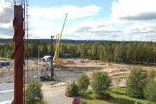 Startskott för säkrande av Umeås friska vatten