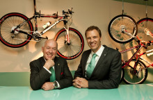 Bianchi Café & Cycles - italiensk connoisseur i designerkostym