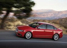 Nya Audi S4