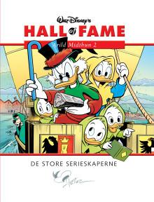 Norsk Donald-tegner ute med sin andre bok i Disney Hall of fame
